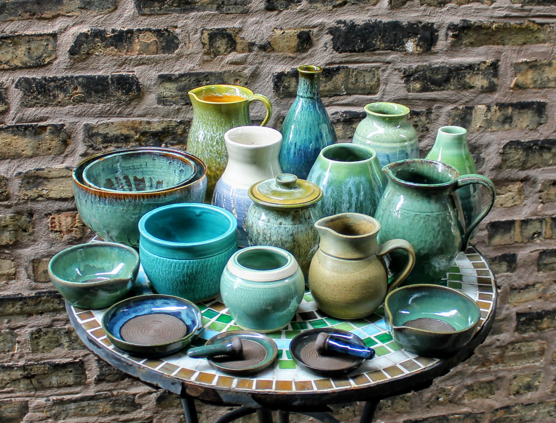 Welcome To My Handmade Pottery Showcase
