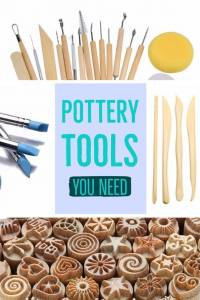 Pottery Tools You Need